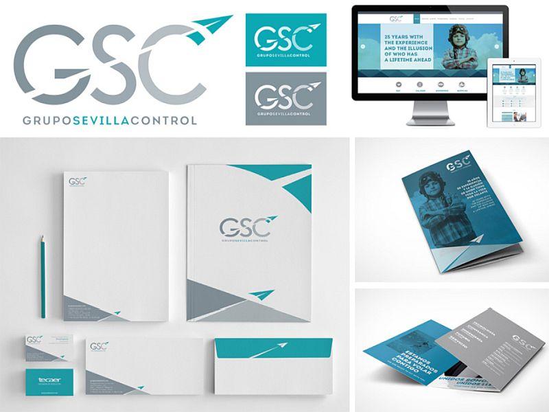 GSC identidad Corporativa