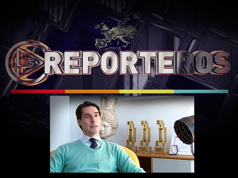 """Parnaso Comunicación en """"Los Reporteros de Canal Sur"""" 3"""