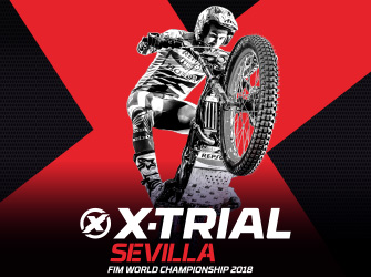 Campaña de marketing para el Mundial X-Trial Sevilla - Parnaso