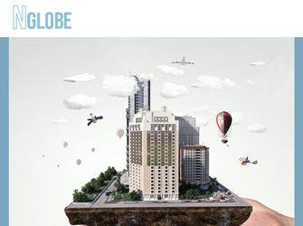 Realizamos creación de diseño y desarrollo web para NGLOBE 4