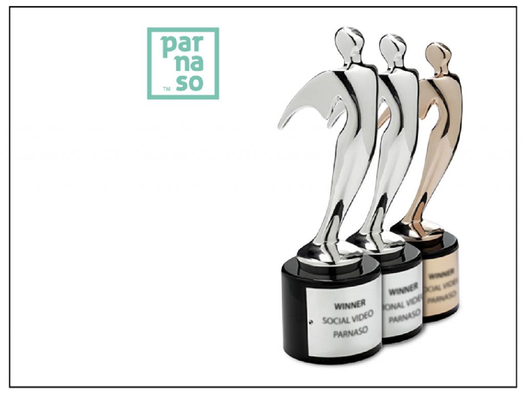 Añadimos nuevo éxito internacional en The Telly Awards - Parnaso
