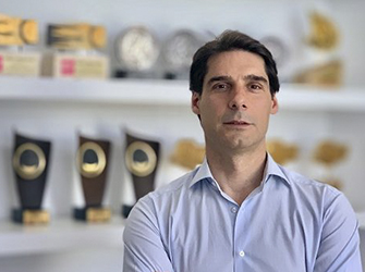 José Arribas en el medio de comunicación Extra Digital - Parnaso