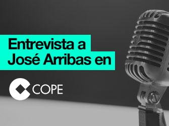 José Arribas entrevistado en el programa de Herrera en COPE - Parnaso