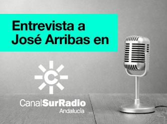 Entrevista al CEO de Parnaso José Arribas en CanalSur Radio - Parnaso
