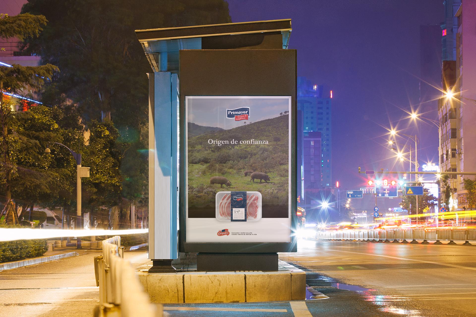 Campaña de Branding para Campofrio - Primayor - Parnaso