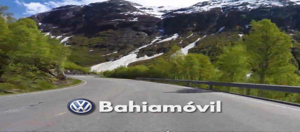 Campaña de verano de Bahiamovil Volkswagen 2