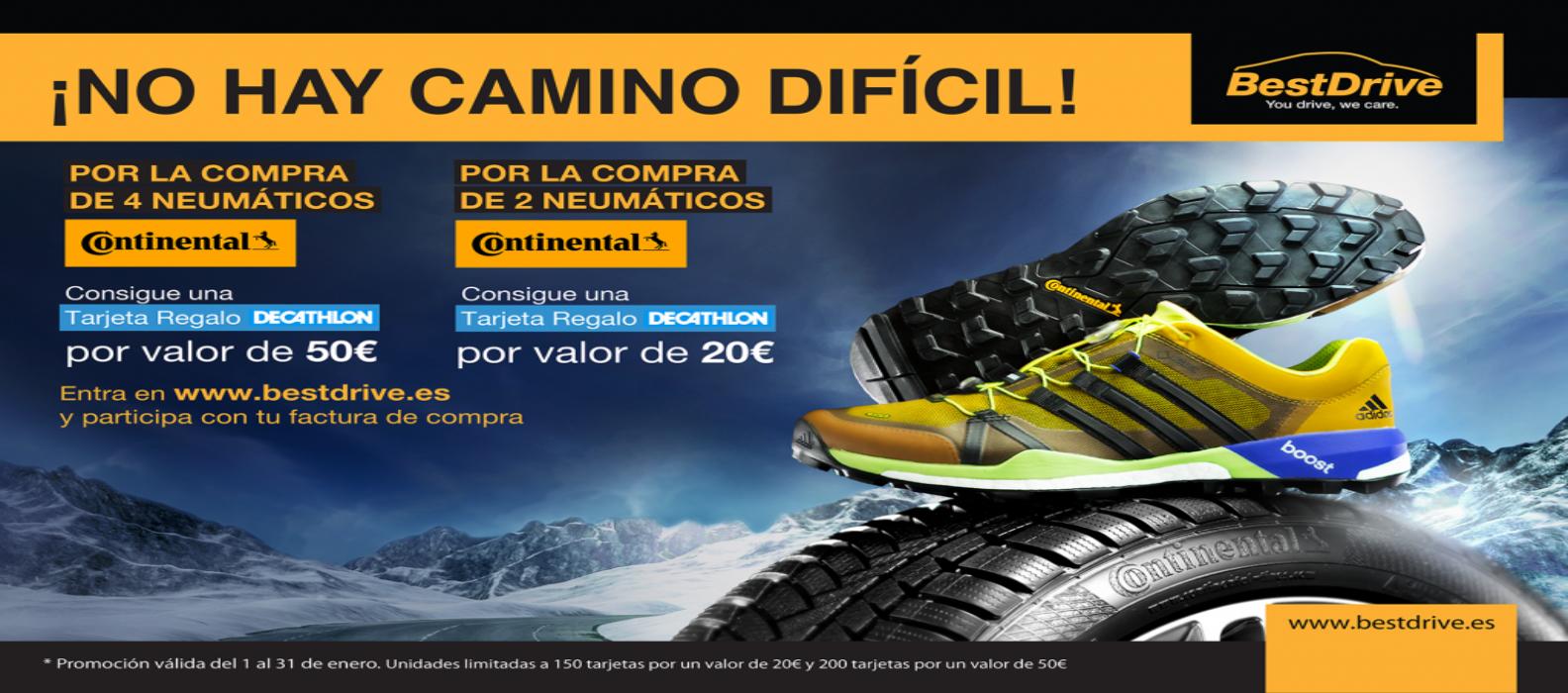 publicidad best drive continental