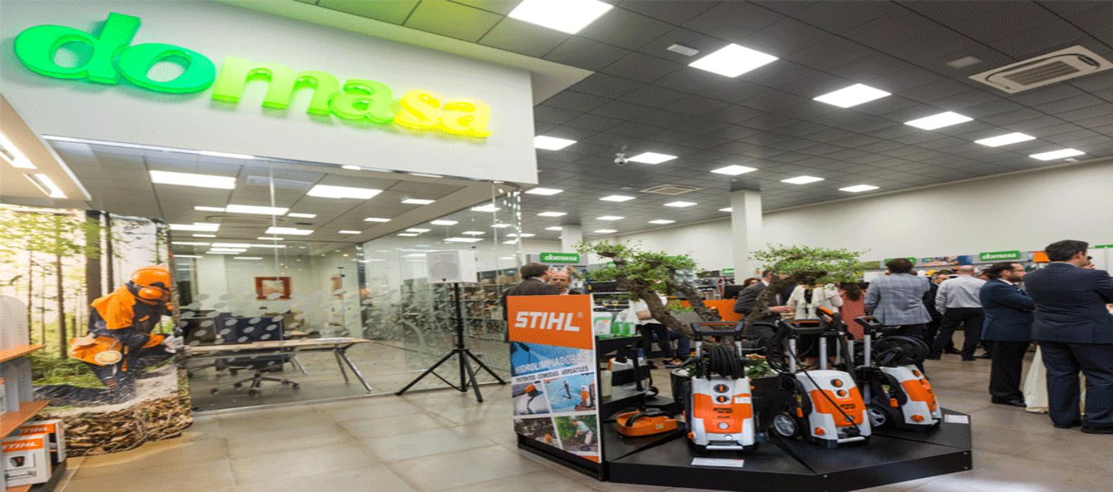 Domasa inauguró sus nuevas instalaciones en Sevilla 3