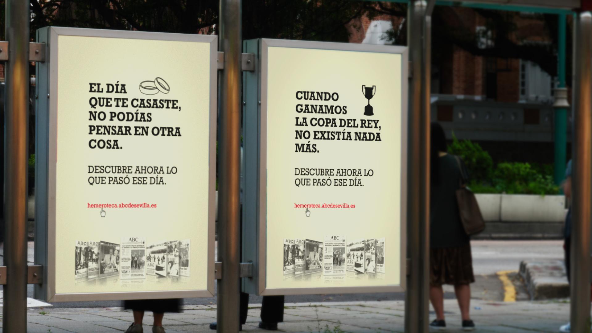 ABC publicidad exterior - Parnaso - Parnaso