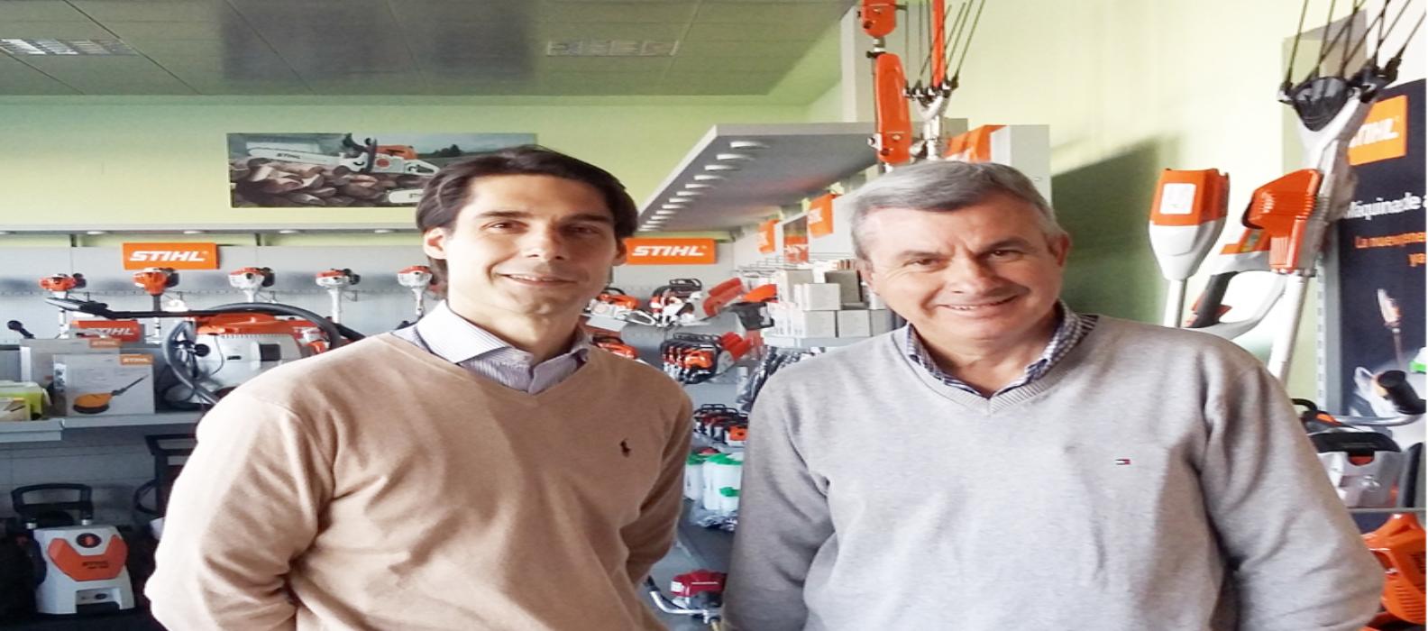 Parnaso Comunicación Sevilla firma con la empresa Domasa - Parnaso