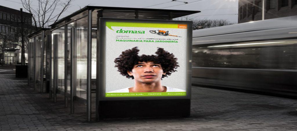 Parnaso crea la Campaña de publicidad de Domasa - Parnaso