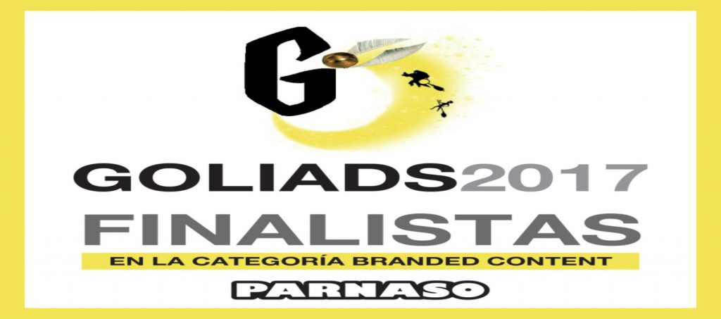 Parnaso recibe un nuevo reconocimiento en los GoliADs - Parnaso