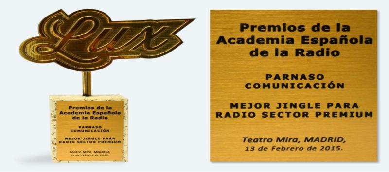premios de la academia española