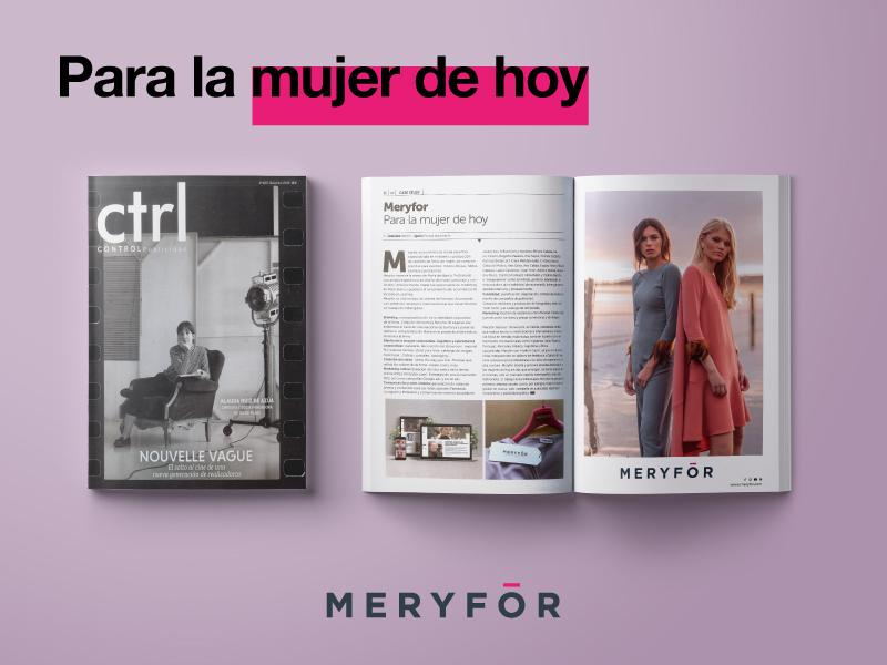 Meryfor, un caso de éxito para Parnaso, en Control Publicidad - Parnaso