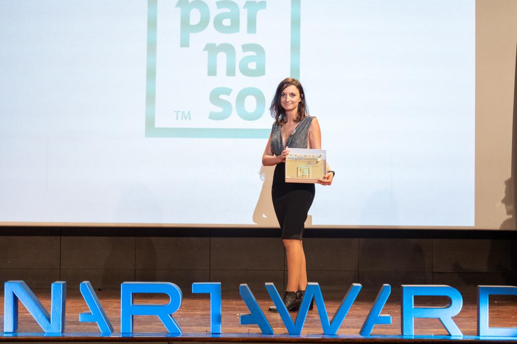 Nuevo éxito de Parnaso en Festival Open Art Awards - Parnaso