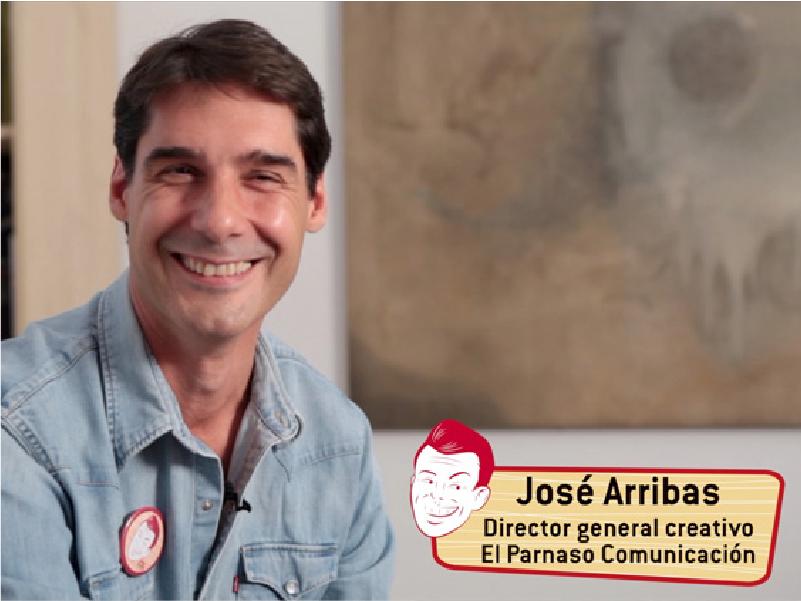 Entrevista a José Arribas, Director de Parnaso, en CTRL Publicidad - Parnaso