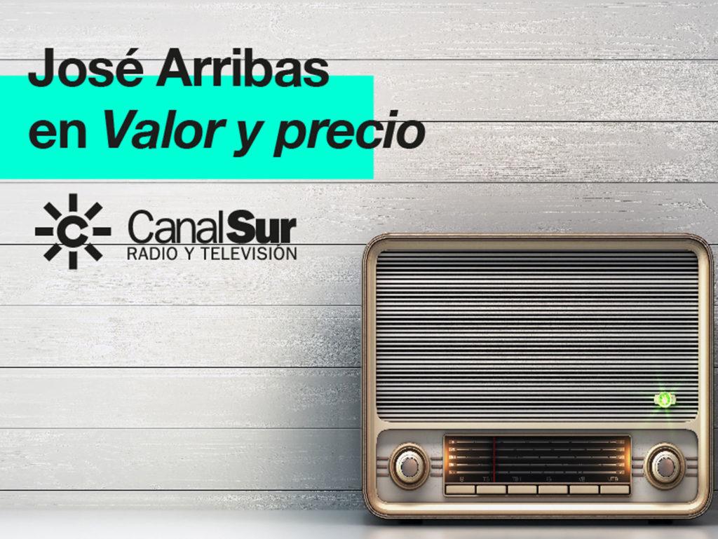 """Entrevista a José Arribas León en """"Valor y precio"""" de Canal Sur Radio - Parnaso"""