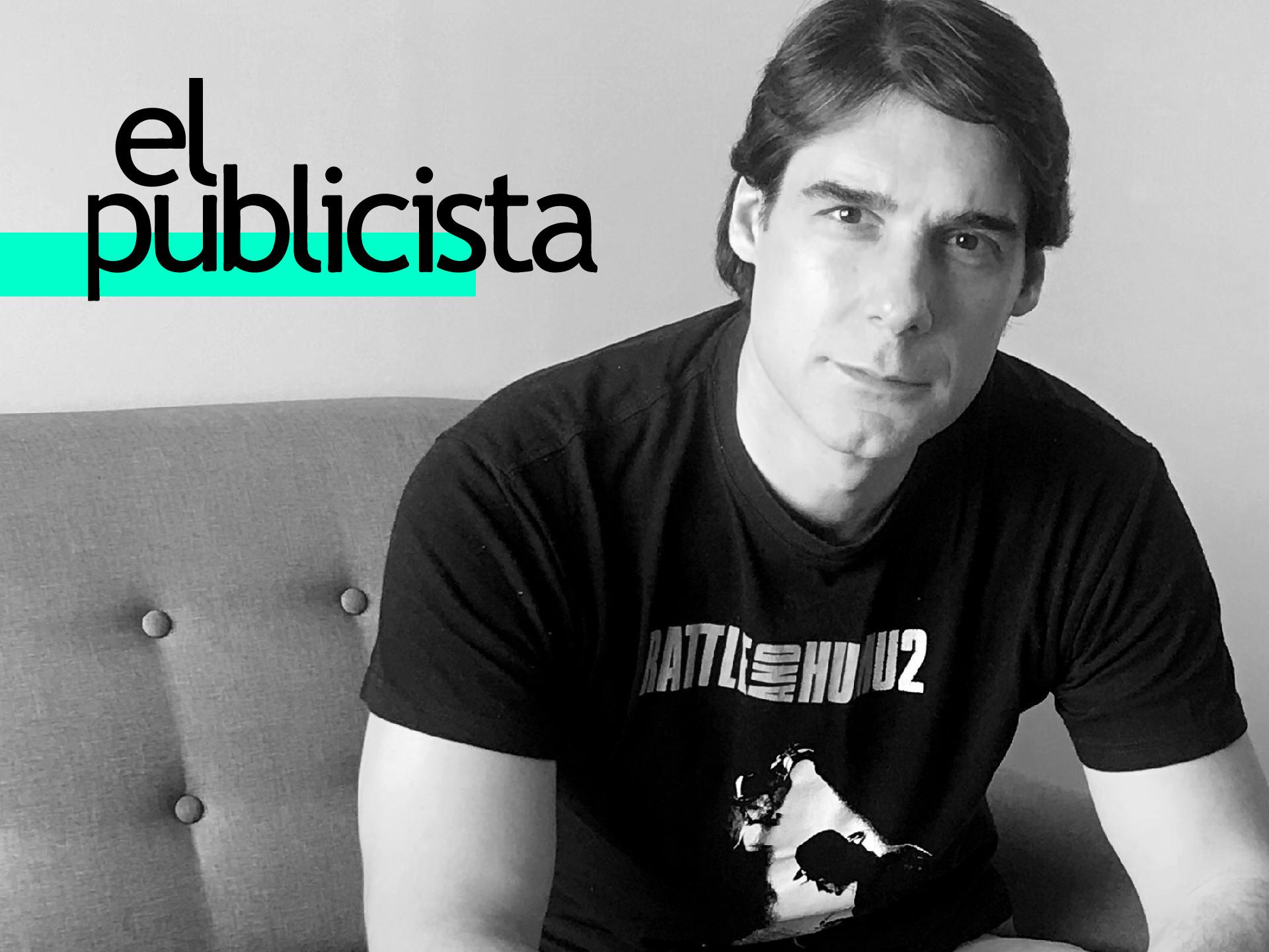 Entrevista a José Arribas León en la web de El Publicista - Parnaso