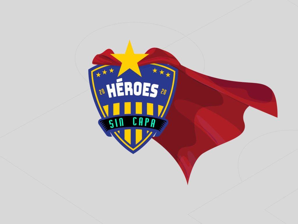 Logo Escudo DreamTeam Equipo de Héroes Parnaso