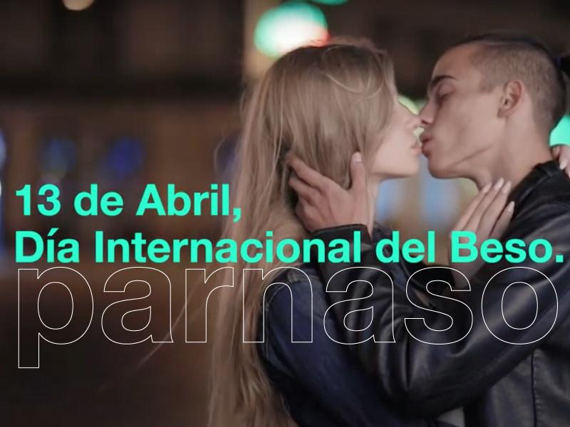 Celebramos el Día Internacional del Beso. El Beso Definitivo - Parnaso