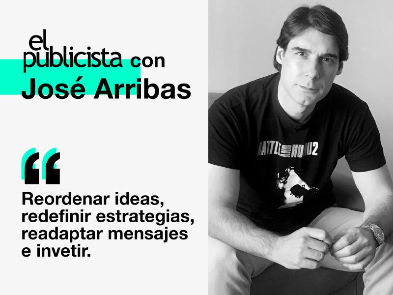 CEO de Parnaso José Arribas entrevistado en El Publicista - Parnaso