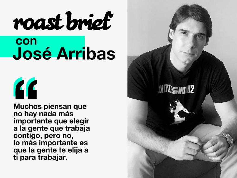 entrevista José arribas Parnaso Roast Brief
