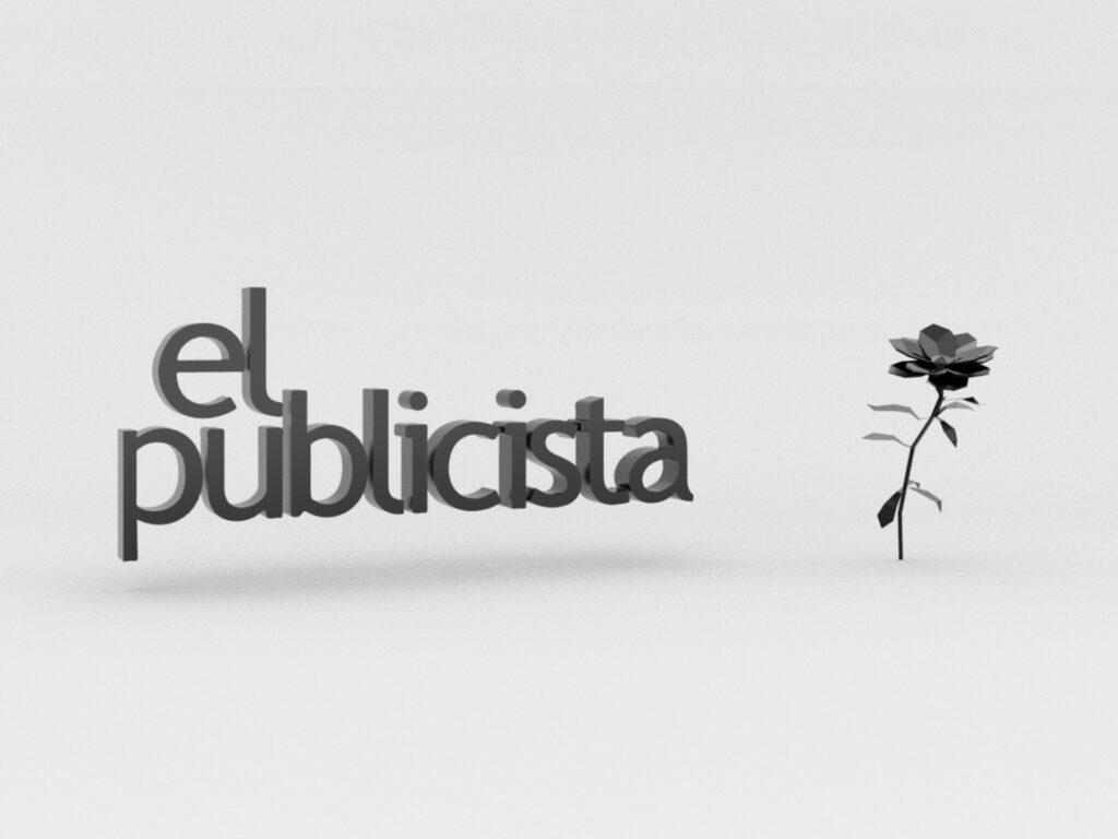 Renacer o desaparecer. José Arribas León en El Publicista. - Parnaso
