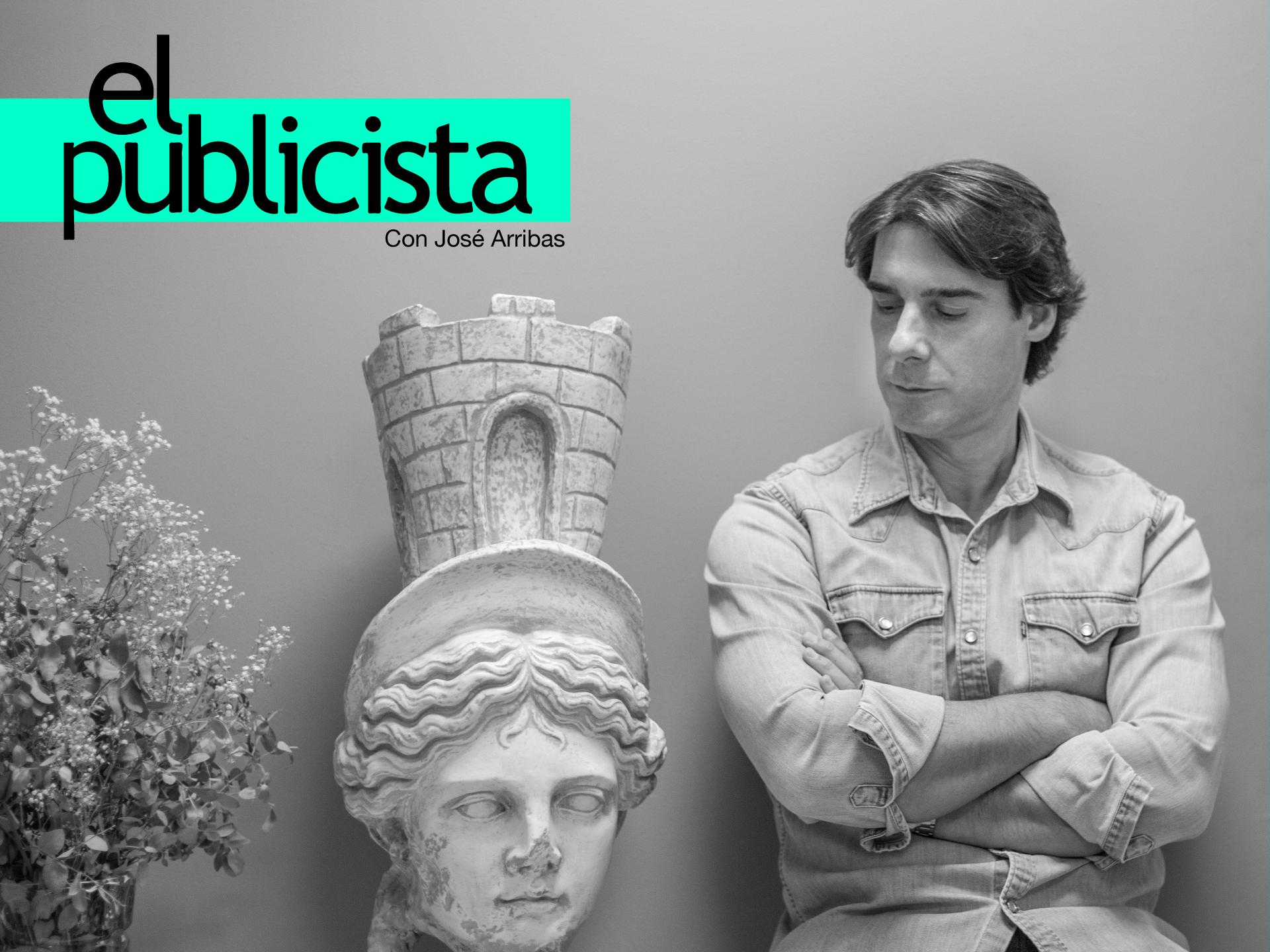 Nuevo artículo de José Arribas, Director de Parnaso, en El Publicista - Parnaso