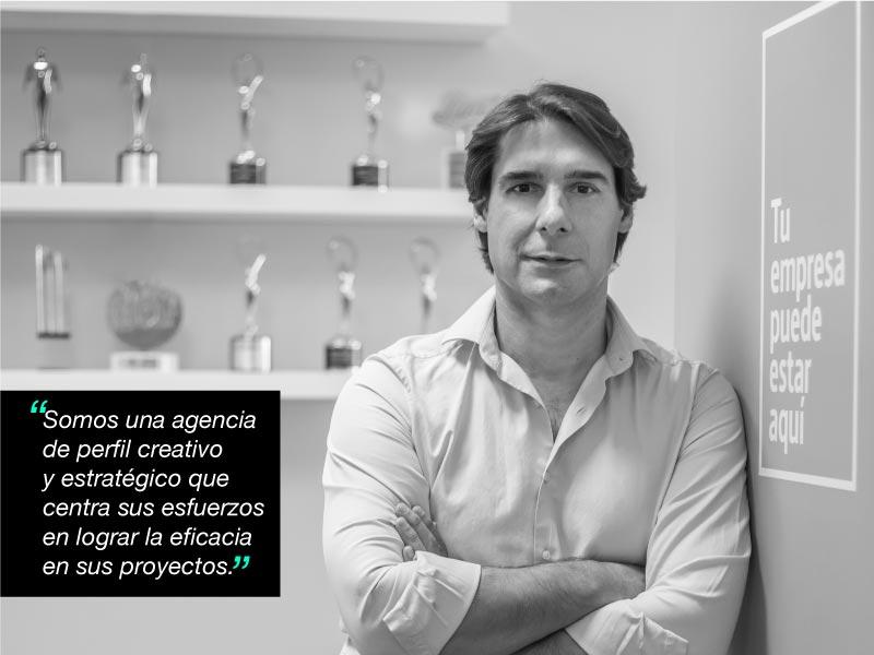 Entrevista a José Arribas León en La Publicidad - Parnaso