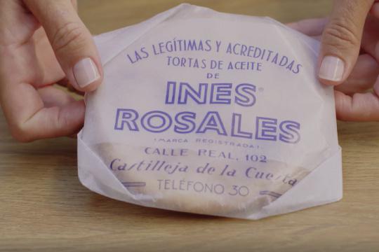 INÉS ROSALES - Parnaso