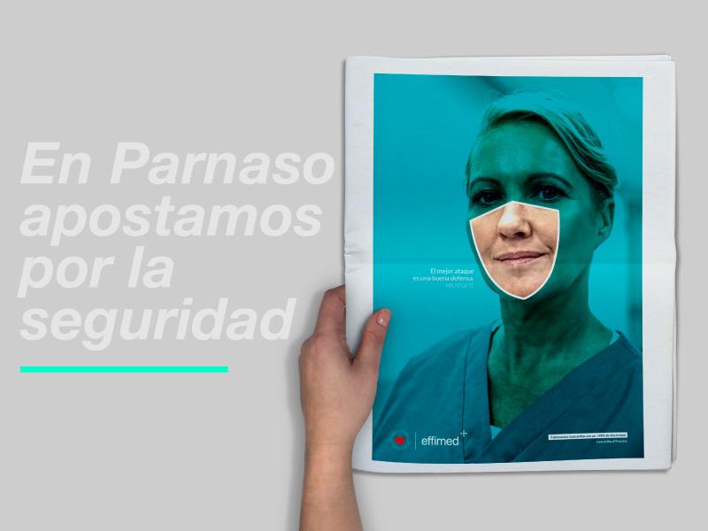 Effimed, nuevo cliente de Parnaso - Parnaso