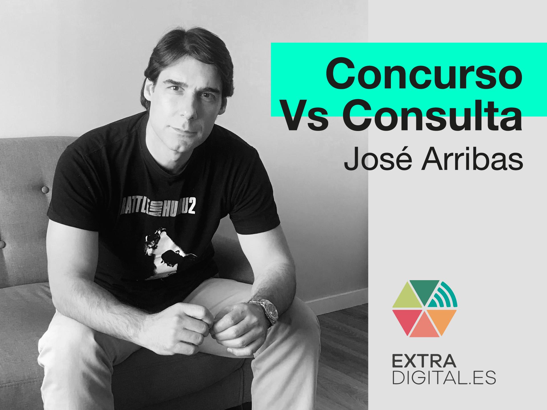 Concurso VS. Consulta. Artículo de José Arribas en ExtraDigital. - Parnaso