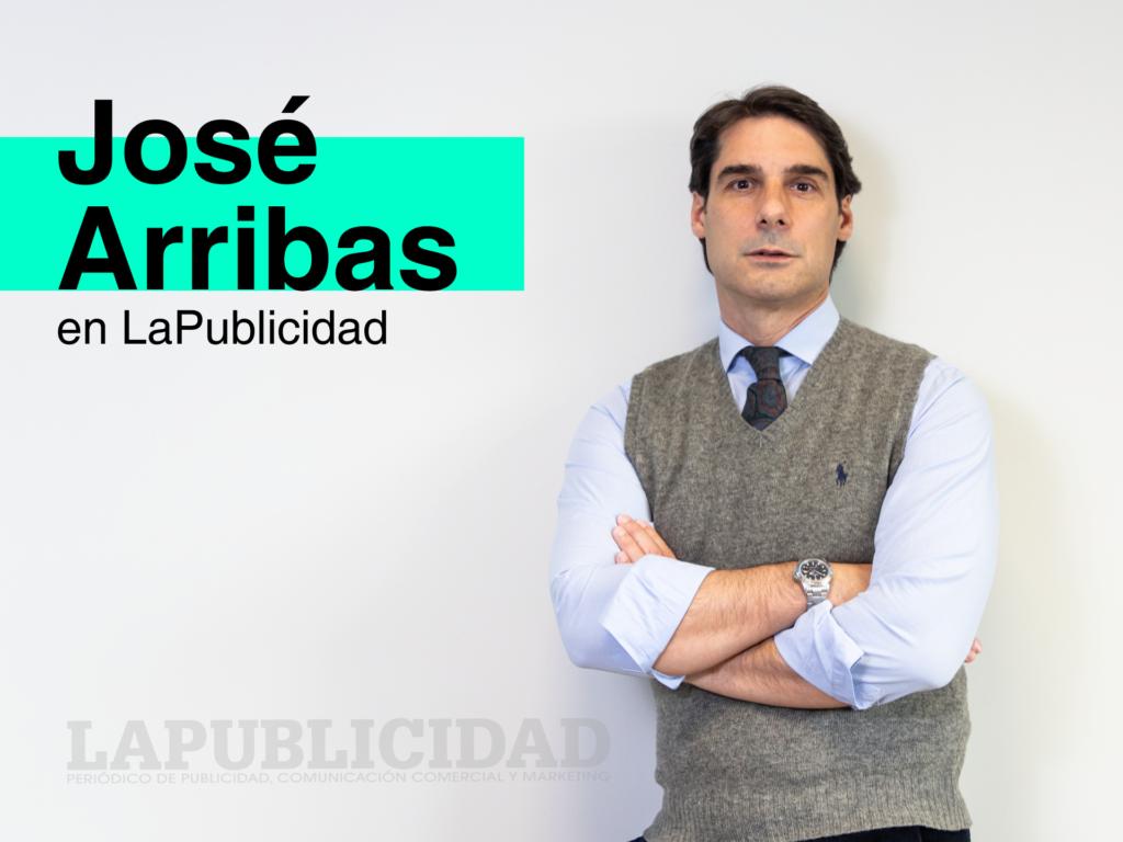 Entrevista previa al I Foro Digital Ads de La Publicidad, a José Arribas León - Parnaso