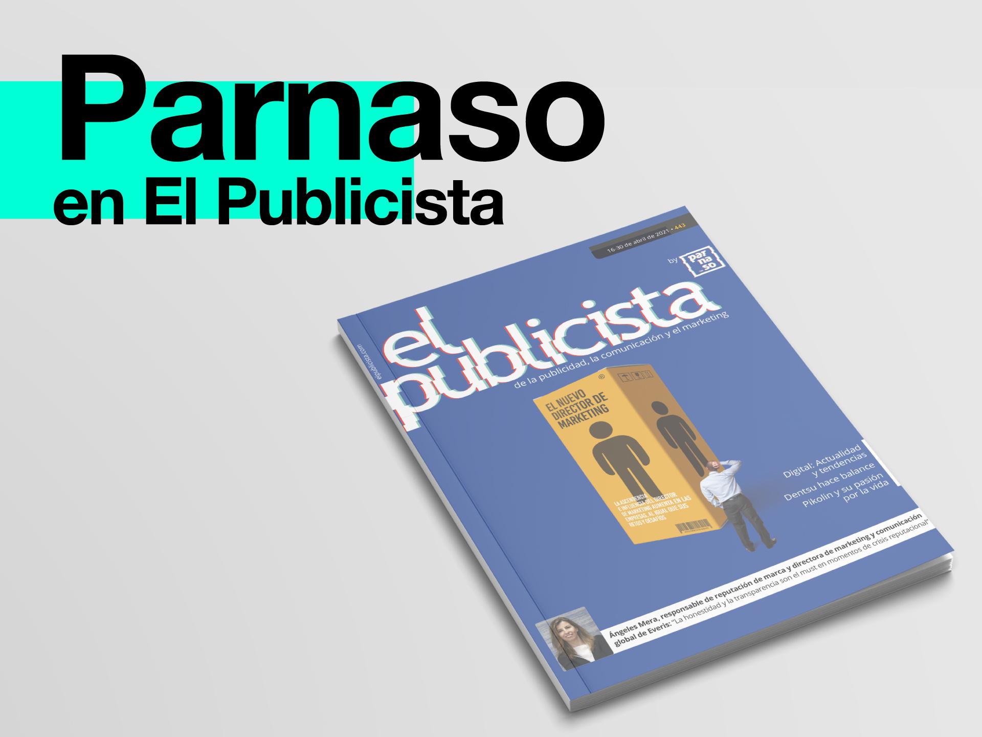 Parnaso en El Publicista
