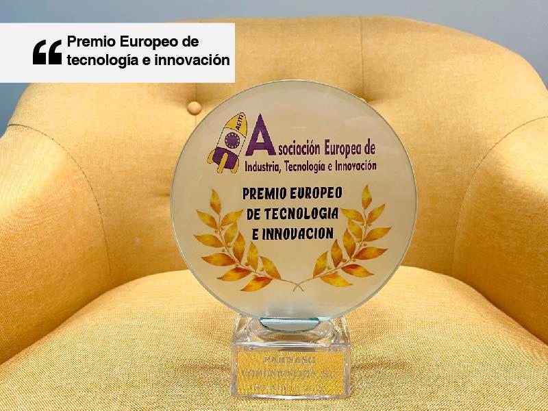 La agencia Parnaso recibe el Premio Europeo de Tecnología e Innovación