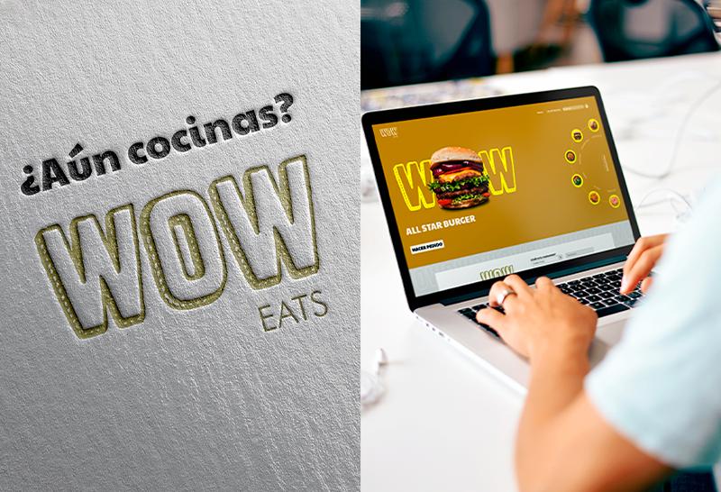 Parnaso, agencia responsable del lanzamiento Wow Eats - Parnaso