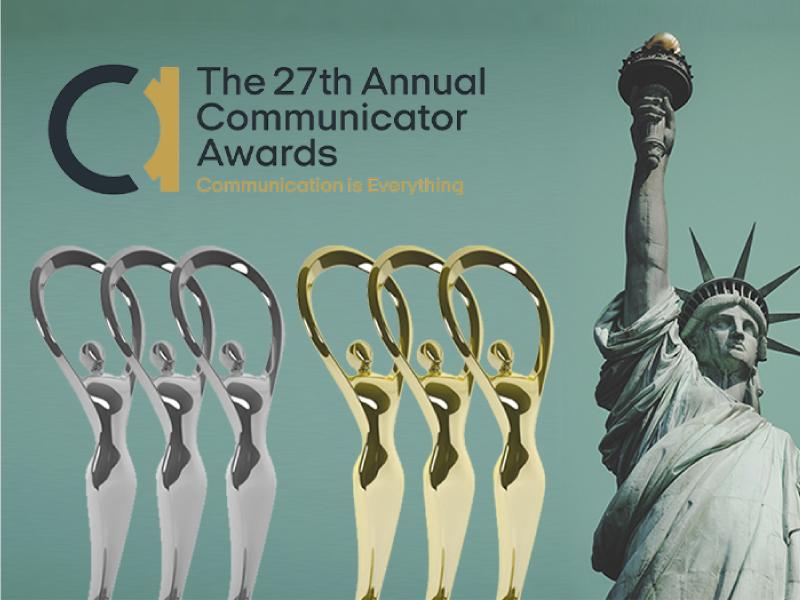 "Parnaso recibe 6 premios en la gala ""Communicator Awards"" - Parnaso"