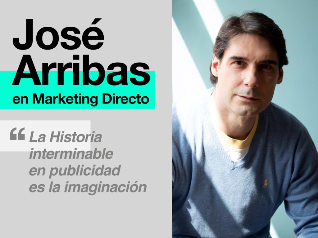 Artículo de José Arribas en el blog de Marketing Directo - Parnaso