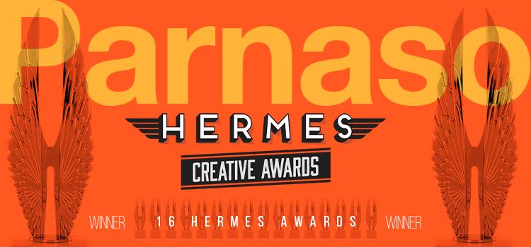 Parnaso triunfa en los Hermes Awards con 16 reconocimientos - Parnaso