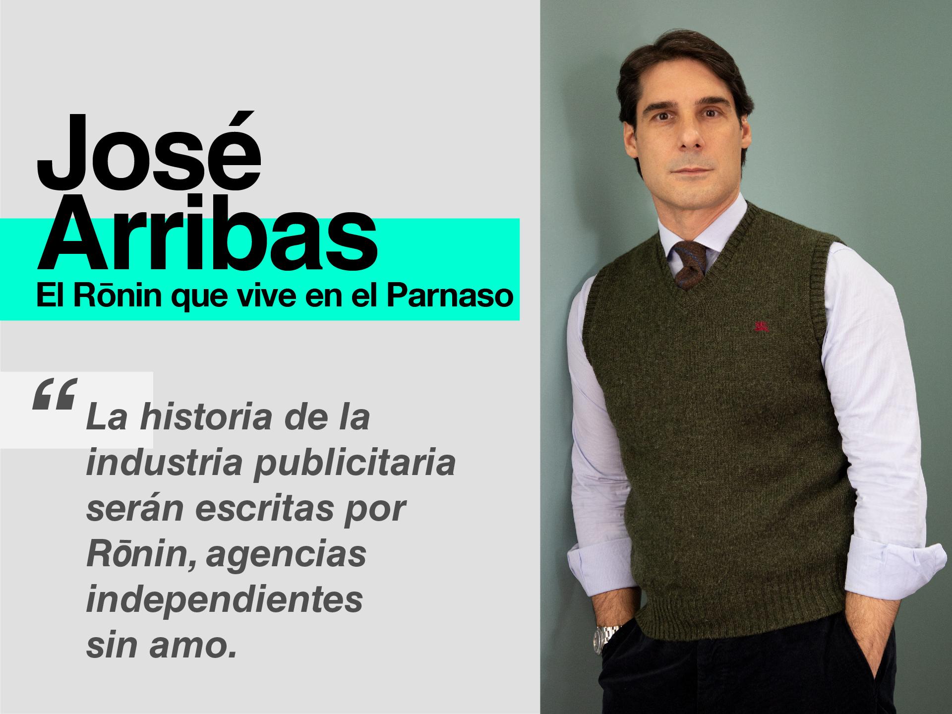 Artículo de José Arribas, director de Parnaso en IPMARK - Parnaso