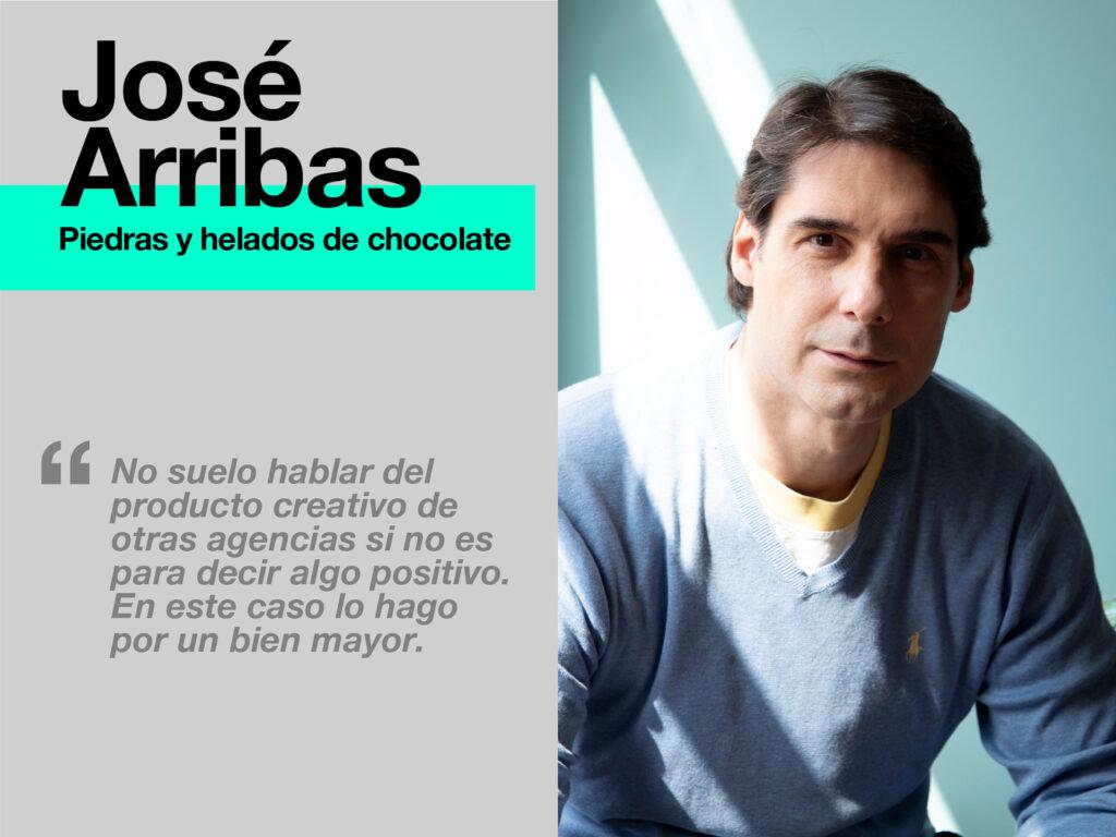 Artículo de José Arribas, director de Parnaso en El Publicista - Parnaso