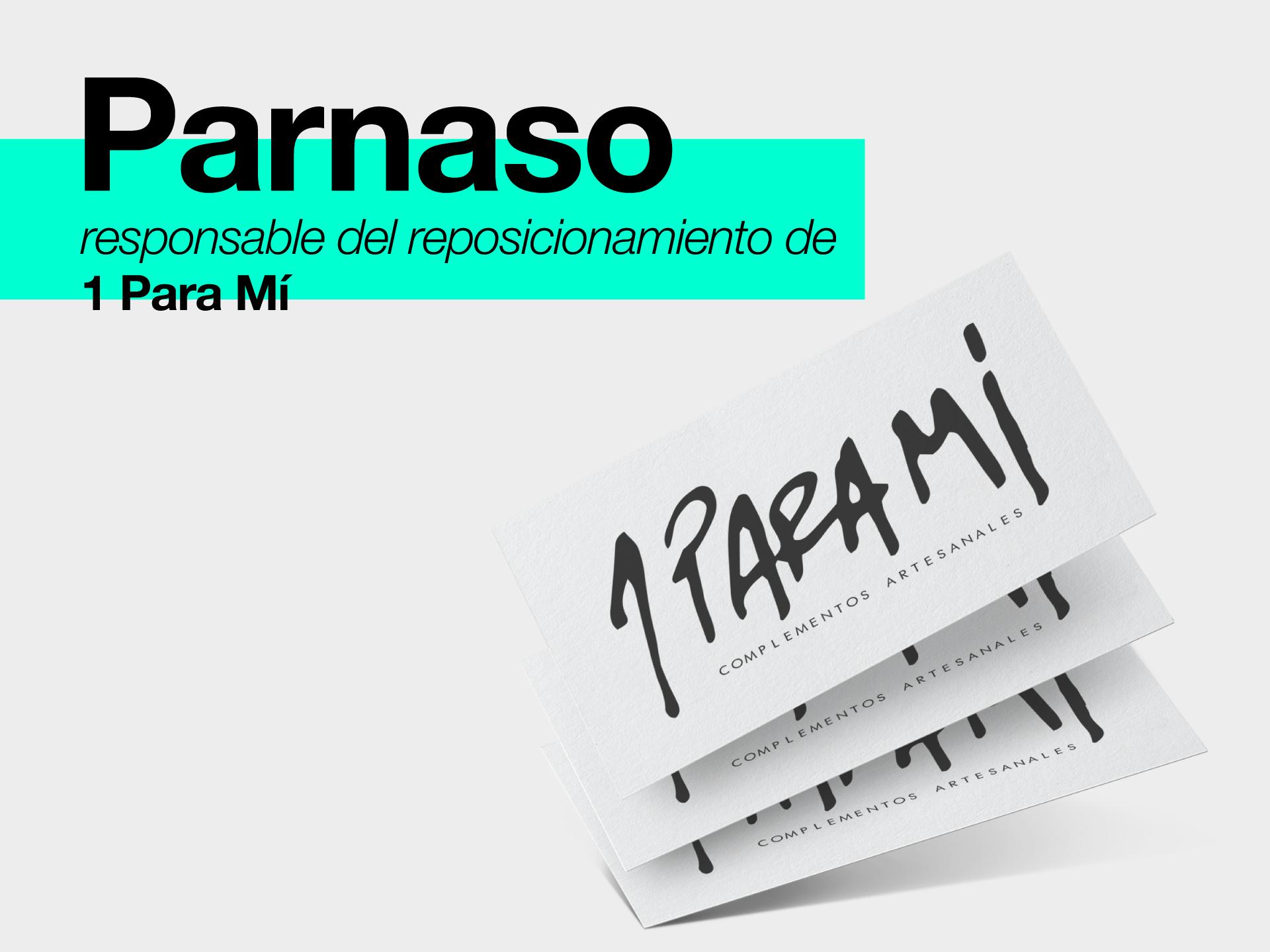Parnaso, responsable del reposicionamiento de 1ParaMí - Parnaso