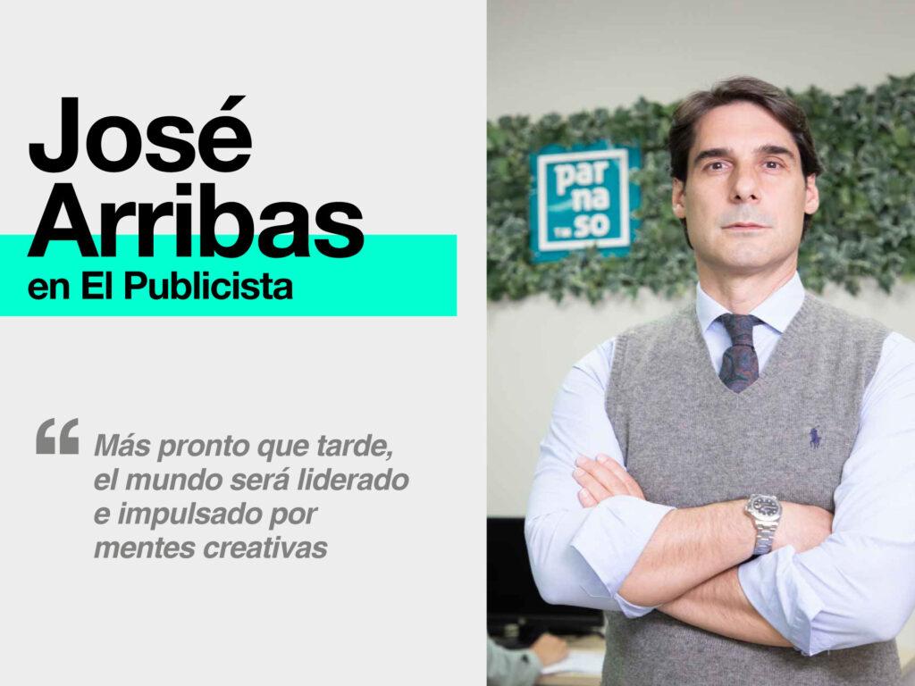 Nuevo artículo de José Arribas León en el medio El Publicista - Parnaso