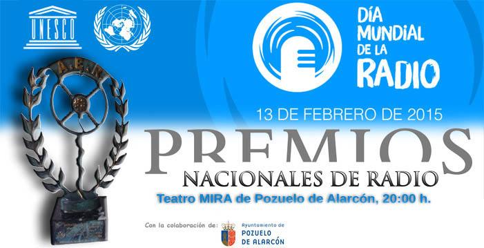 Nuevo Premio de la Academia Española de la Radio - Parnaso