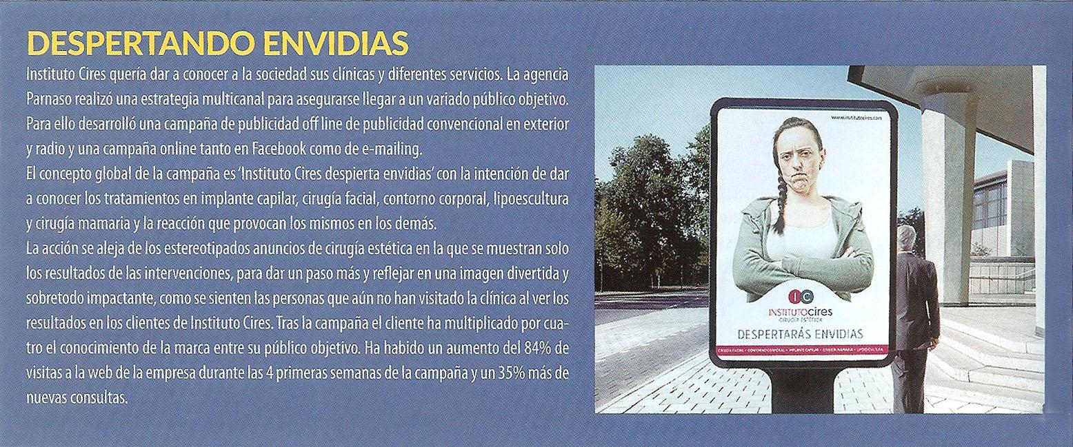 Un campaña de Parnaso en el Especial Agencias Independientes - Parnaso