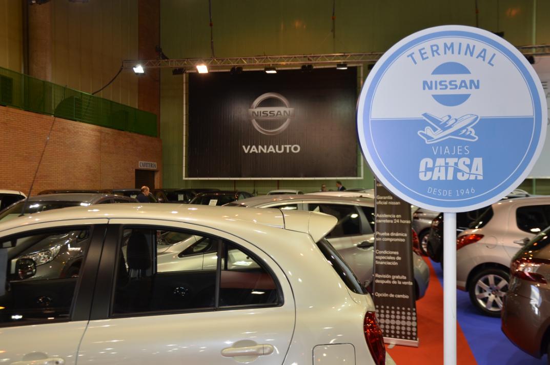 Catsa sorprende en el Salón del Motor de Ocasión de Sevilla - Parnaso