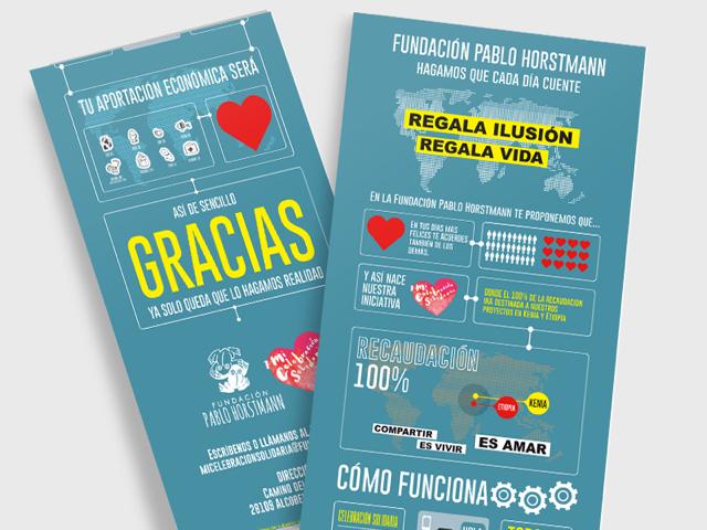 Parnaso crea para FPH Mi Celebración Solidaria 8