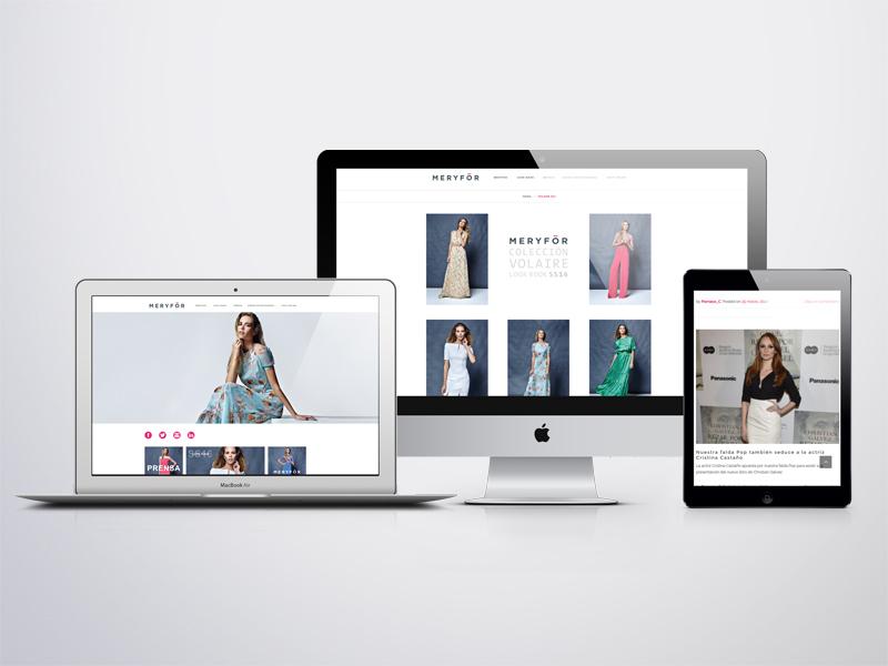 Meryfor, la nueva firma de ropa de la directora de Parnaso - Parnaso