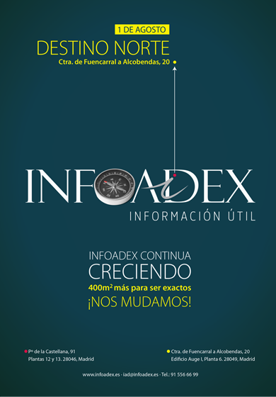 Parnaso crea la nueva campaña publicitaria de InfoAdex 3
