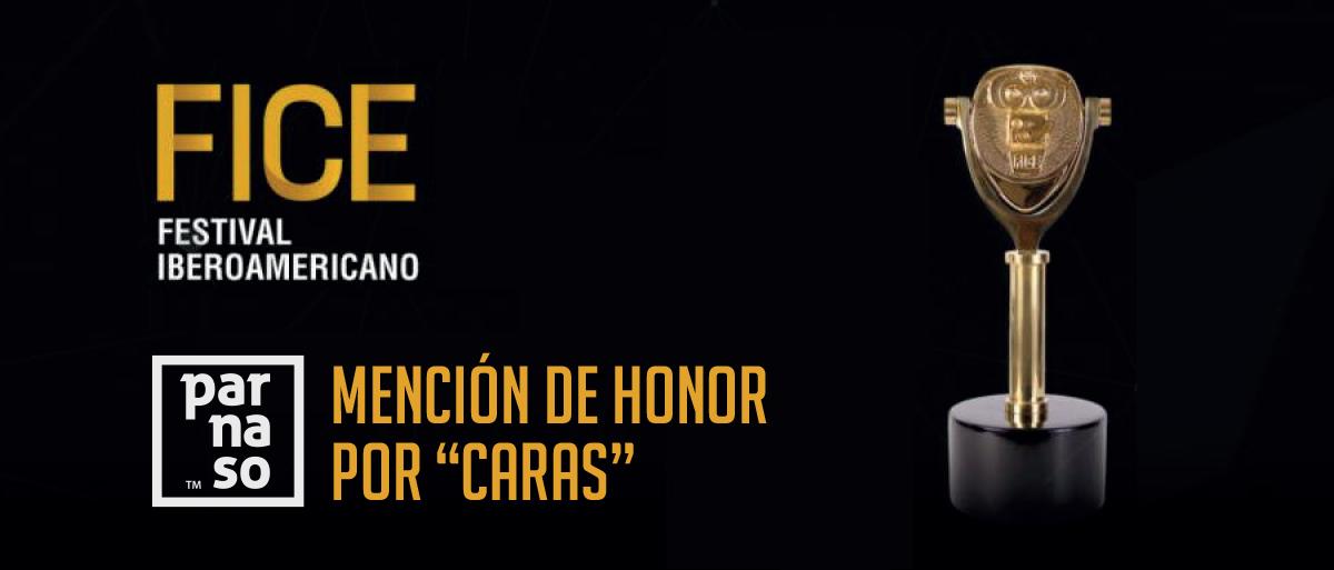 Parnaso gana un reconocimiento internacional en el FICE - Parnaso